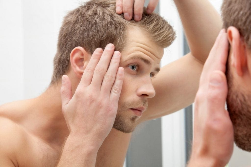 hair transplant at aesthetic skin clinic