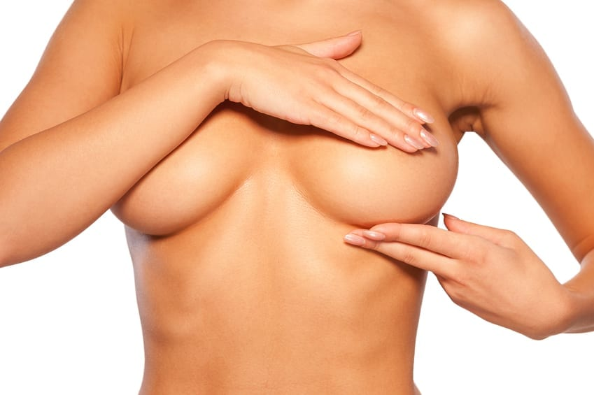 breast reduction surgery for health purposes