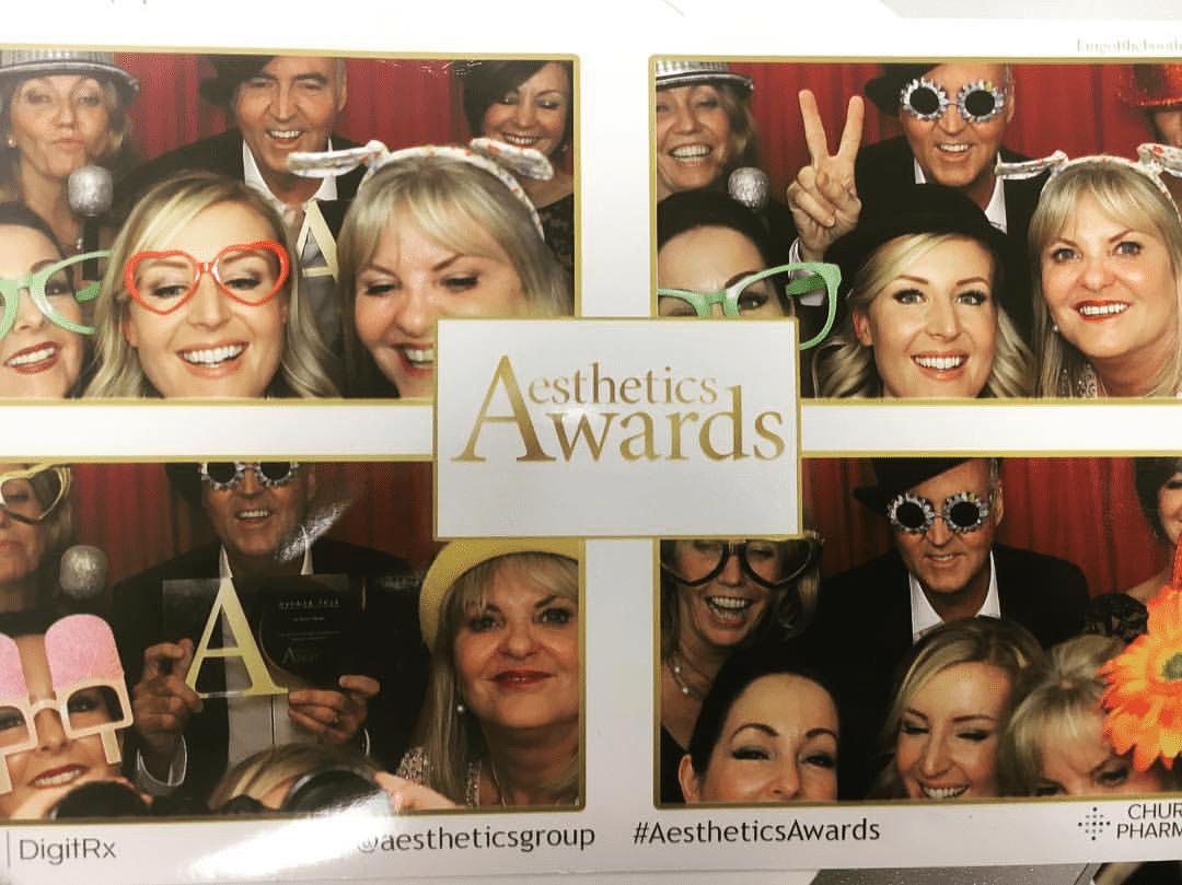 ASC at the Aesthetics Awards
