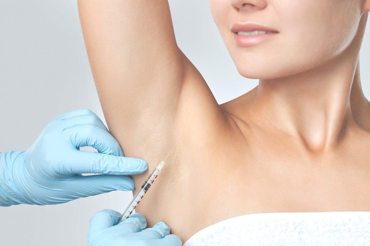 Woman Armpit