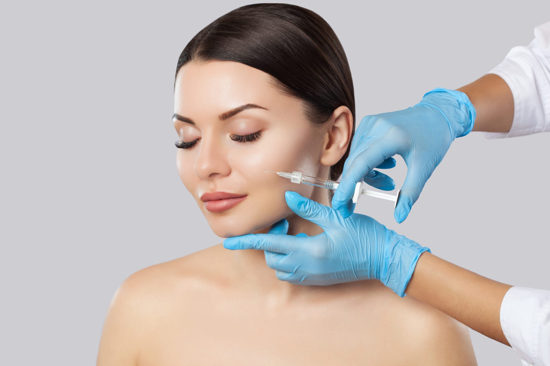 Injecting fillers