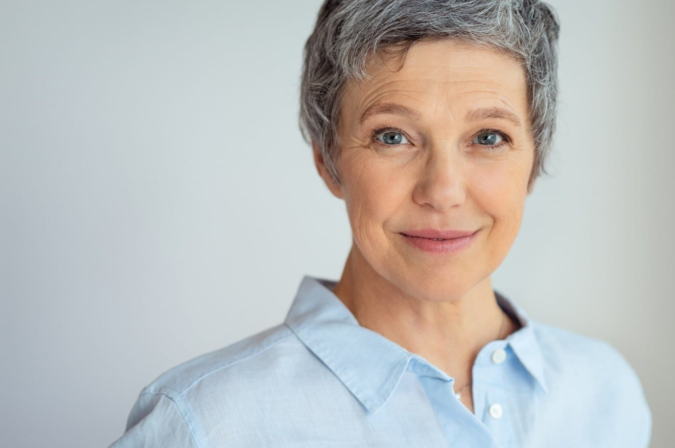 Woman in her 60s